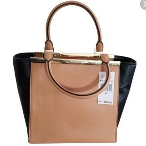 Michael Kors Beige Purse Tote